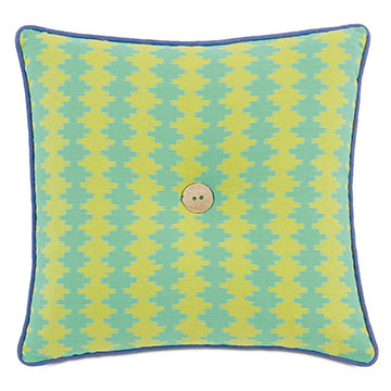 AZUL DEC PILLOW B