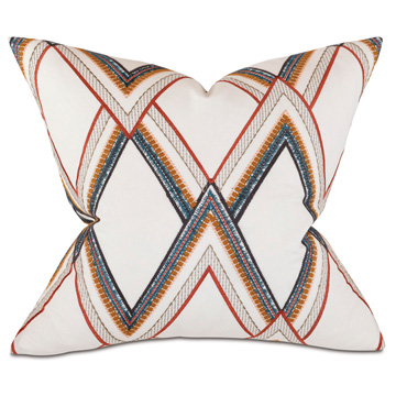 BARNUM DECORATIVE PILLOW