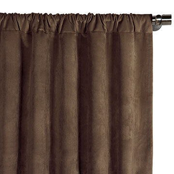 NELLIS OTTER CURTAIN PANEL