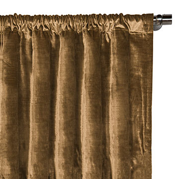 WINCHESTER COIN CURTAIN PANEL