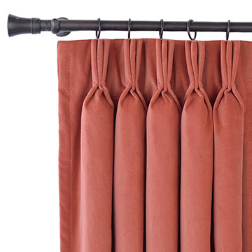 LENNEKA ROSE CURTAIN PANEL