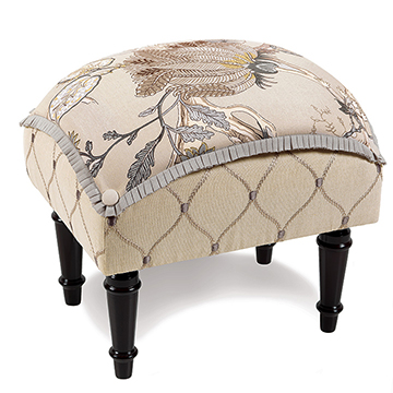 EDITH PILLOW TOP STOOL