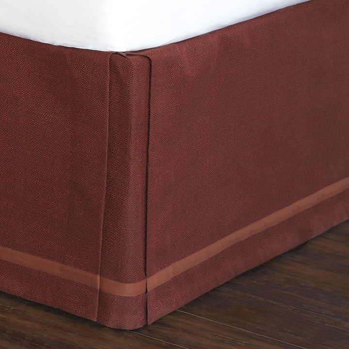 Chalet Alpine Home Bed Skirt 床裙